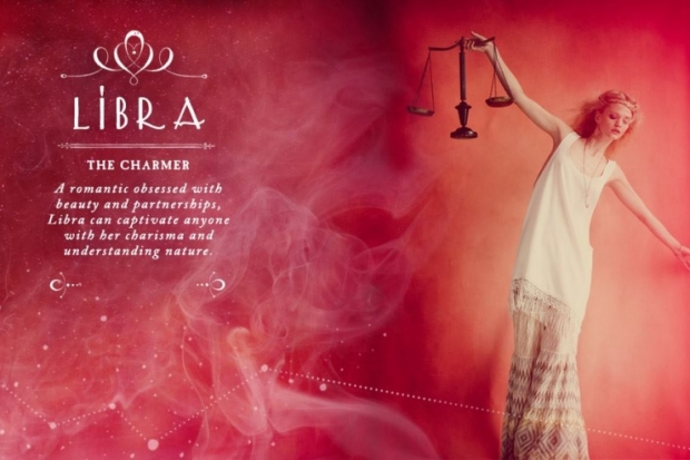 Libra Free People Zodiac June 2012 Catalog