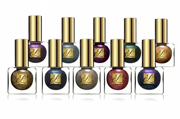 Estée Lauder Violet Underground Fall 2012 Makeup Collection