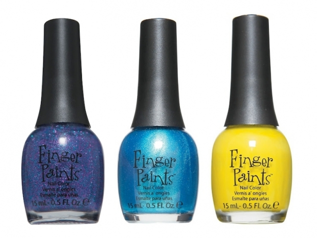 FingerPaints Summer in the City 2012 Nail Polishes