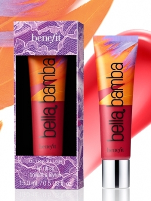 Bella Bamba Benefit Ultra Plush Lip Gloss Summer 2012