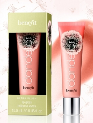 Dandelion Benefit Ultra Plush Lip Gloss Summer 2012