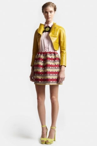 Carven Summer 2012 Collection