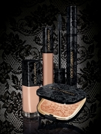 Dolce&Gabbana Makeup Lace Summer 2012 Collection