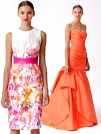 Monique Lhuillier Resort 2013 Collection
