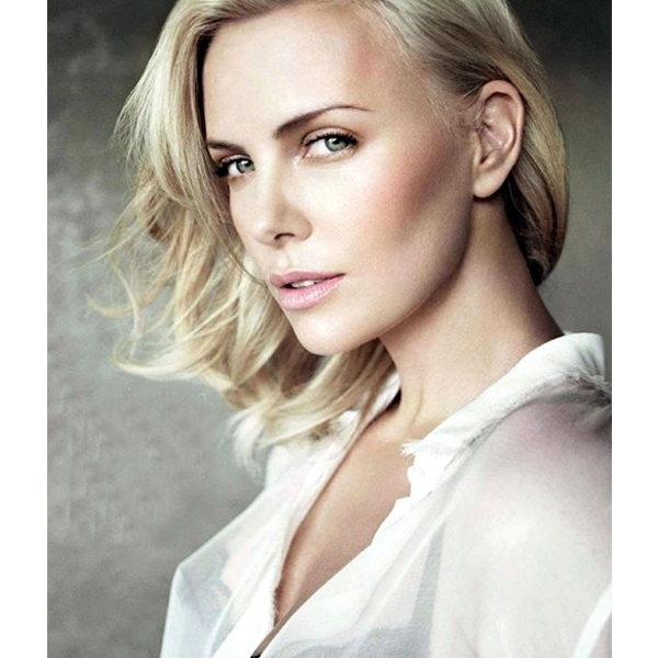 Charlize Theron Covers Easy Living July 2012