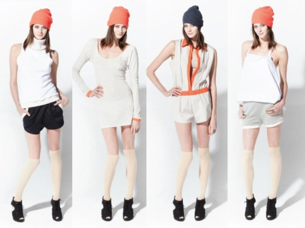 NTICE Spring Summer 2012 Collection