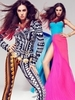Amber Le Bon for Fausto Puglisi Fall/Winter 2012-2013 Campaign