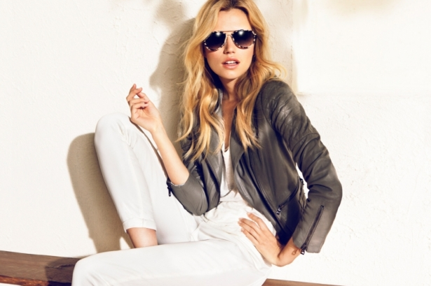 Massimo Dutti June 2012 Lookbook