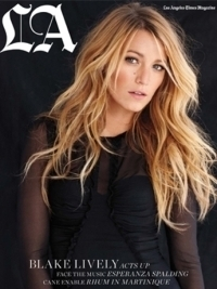 Blake Lively Covers LA Times Magazine June 2012