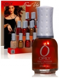 Orly Fired Up Fall 2012 Nail Polishes