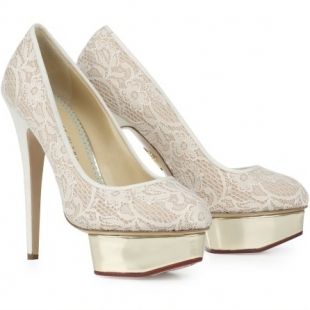 Charlotte Olympia Runaway Bride Shoe Collection 2012