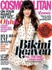 Zooey Deschanel Talks Girl Power and Feeling Like an Outsider with Cosmopolitan UK July 2012