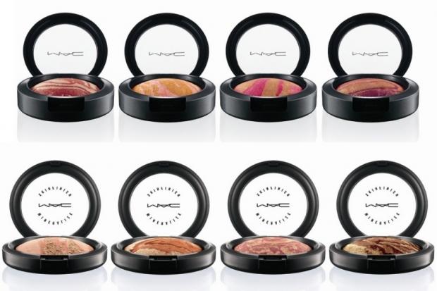 MAC Heavenly Creatures Summer 2012 Makeup Collection