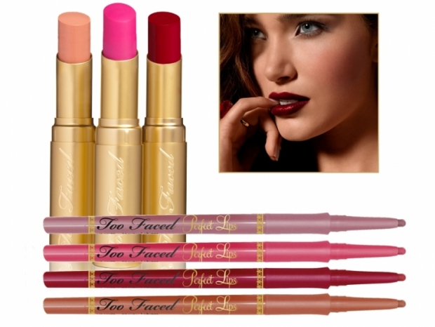 Too Faced Fall 2012 Perfect Lips Lipstick Liner