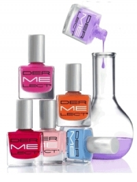 Dermelect Introduces Anti-Aging Nail Polishes