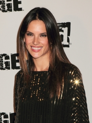 Alessandra Ambrosio Best Paid Models 2012