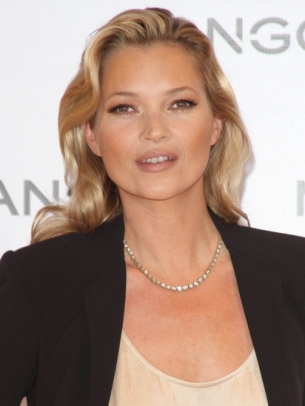 Best Paid Models in 2012 Kate Moss