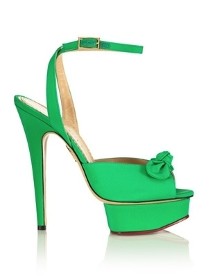 Charlotte Olympia Cruise 2013 Shoes