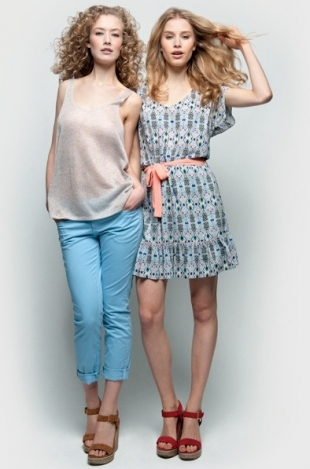 NAF NAF Spring/Summer 2012 Catalogue