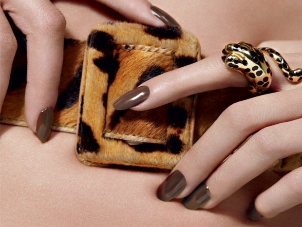 Dior Golden Jungle Fall 2012 Nail Polish
