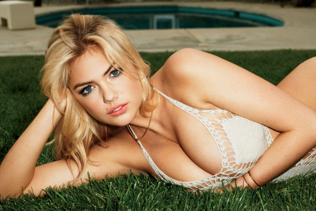 Kate Upton Goes Sexy for GQ July 2012