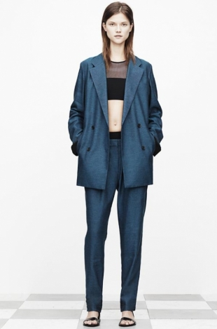 T by Alexander Wang Resort 2013 Collection