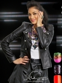 Nicole Scherzinger Signature Series imPRESS Press-On Manicure by Broadway Nails