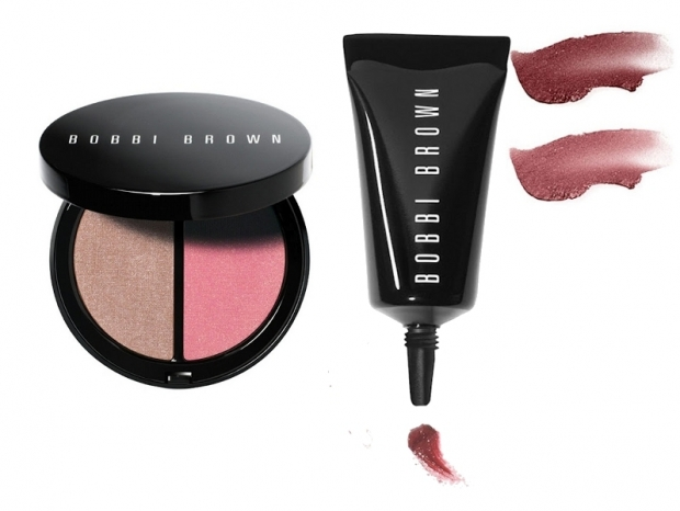Bobbi Brown Bronzer/Blush Duo and Desert Twilight Cream Cheek & Lip Color