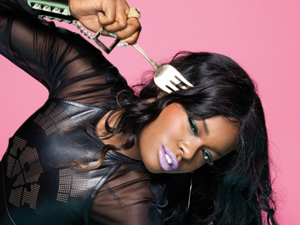 Azealia Banks Covers Paper Mag Summer 2012 Music Issue