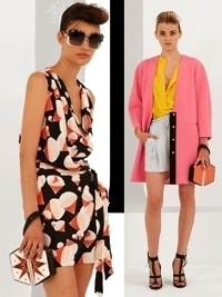 Diane von Furstenberg Resort 2013 Collection