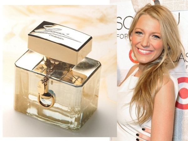 Blake Lively Is the New Face of Gucci Première Fragrance