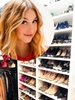 Whitney Port Shows Us Around Her Wardrobe for The Coveteur