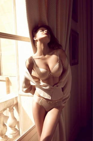 Chantelle Spring/Summer 2012 Lingerie Collection