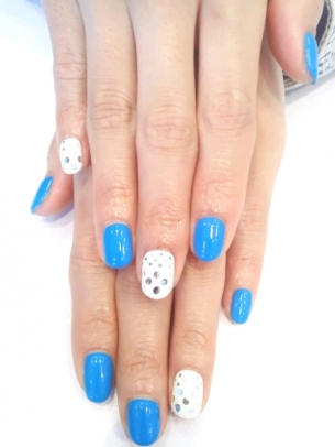 Summery Nail Art Designs