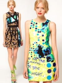 ASOS Black by Lauren McCalmont S/S 2012 Collection