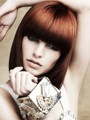 Red Hair Color Trends