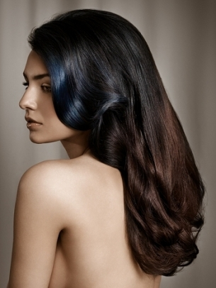Brunette Hair Coloring Ideas 2012