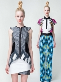 Bibhu Mohapatra Resort 2013 Collection