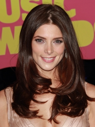 Long Hairstyle Ideas Ashley Greene