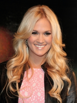 Long Hairstyle Ideas Carrie Underwood
