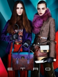 Etro Fall/Winter 2012-2013 Campaign
