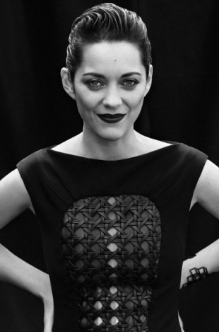 Marion Cotillard covers WSJ July/August 2012