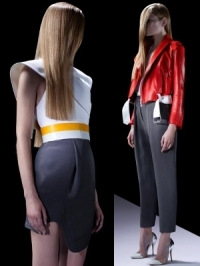 Mugler Resort 2013 Collection