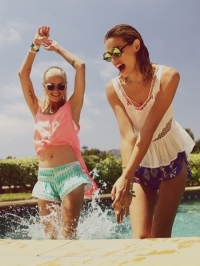LF Stores Summer 2012 | Hot Hot Heat! Lookbook