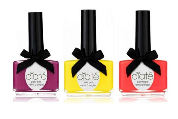 Ciate Summer 2012 Nail Polishes