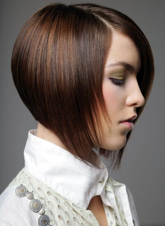 Sexy Medium Layered Haircuts 2012