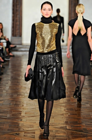 Ralph Lauren Fall 2012 RTW Collection