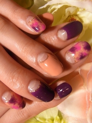 Fun Spring Nail Art Idea
