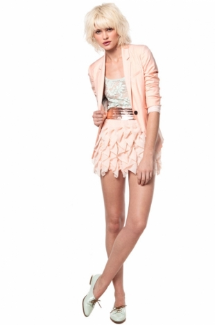 Bershka March 2012 Lookbook