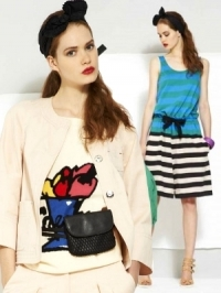 Sonia by Sonia Rykiel Spring/Summer 2012 Lookbook